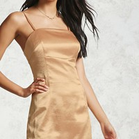 Contemporary Satin Dress