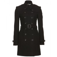 Wool Trench Coat  | Burberry Brit ∫ mytheresa.com
