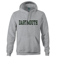 Dartmouth Classic Hooded Sweatshirt (Grey)