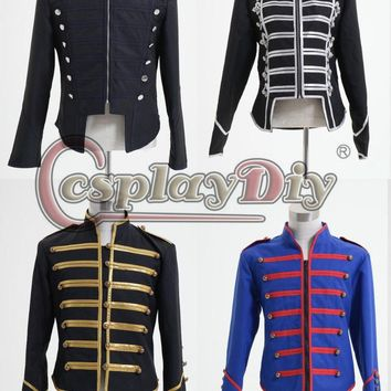My Chemical Romance Military Parade Jacket Costume Custom Made