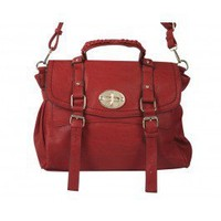 Garnet Ariana Saddlebag