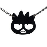 BADTZ MARU HEAD NECKLACE