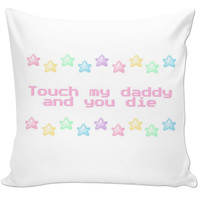 Daddy Kink Pillow Couch