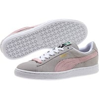 Suede Classic Women's Sneakers - US