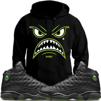 Jordan 13 Altitude Sneaker Hoodie to Match - WARFACE
