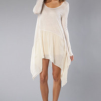 The Chiffon Extravaganza Top in Shell : Free People : Karmaloop.com - Global Concrete Culture