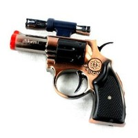 Revolver Torch Lighter With Laser Pointer #1 (Assorted): Everything Else