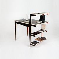 SCAR Bookshelf + Table | Dsigndot