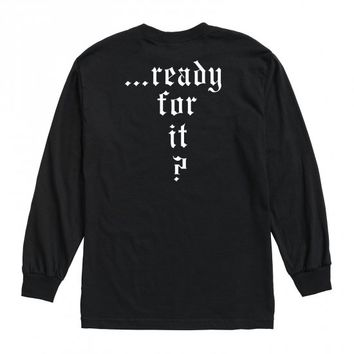 Song Title Long Sleeve Tee