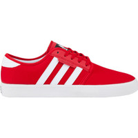 Adidas Seeley Mens Shoes Light Scarlet/Running White  In Sizes