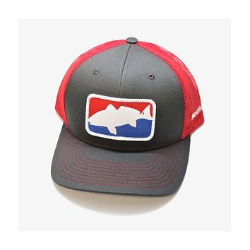 National Redfish Patch Hat