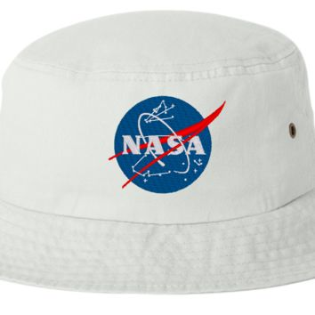 nasa bucket hat