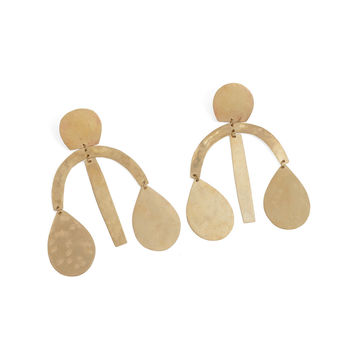 Annie Costello Brown - Arc Drop Earrings