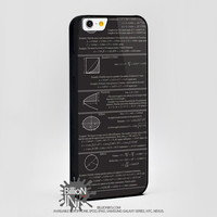 Mathematics Problem For Apple, Iphone, Ipod, Samsung Galaxy Case