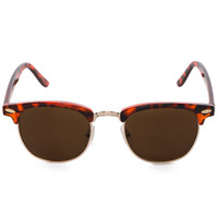 Moonlight Drive Sunglasses - Tiger Eye
