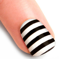 You've Got Nail Stickers in Op Art | Mod Retro Vintage Cosmetics | ModCloth.com