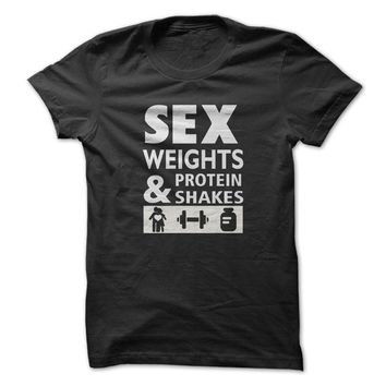 Sex, Weights, And Protein Shakes