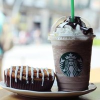 cute, fashion, girl, starbuck - inspiring picture on Favim.com