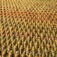 Amber Waves of Grain Afghan Pattern