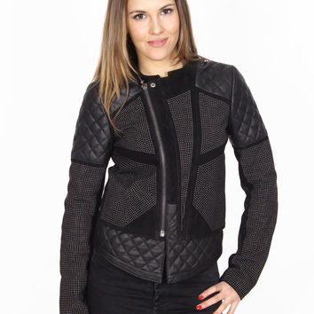 Philipp Plein ladies jacket CW210705 BLACK