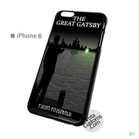 The great gatsby green lights Phone Case For Apple,  iPhone 4, 4S, 5, 5S, 5C, 6, 6 +, iPod, 4 / 5, iPad 3 / 4 / 5, Samsung, Galaxy, S3, S4, S5, S6, Note, HTC, HTC One, HTC One X, BlackBerry, Z10