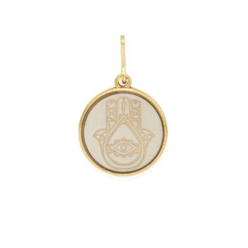Hand Of Fatima Necklace Charm