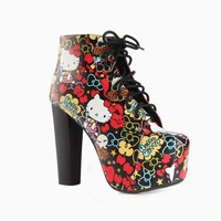 Jeffrey Campbell x Hello Kitty: Lita