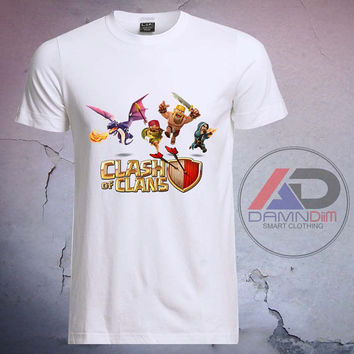 Clash Of Clans Characters, Clash Of Clans Characters tshirt, Clash Of Clans Characters shirt, Tshirt youth, kids tshirt, and Adult Tshirt