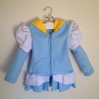 Disney Princess Inspired Cinderella Fleece by MagicPrincessWhitney