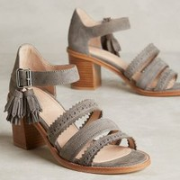 The Office of Angela Scott Miss Georgia Heels in Grey Size: