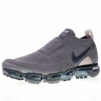 Nike Air VaporMax Moc 2 Running Shoes Sneaker Dark Grey AJ6599-003