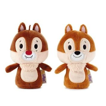 Hallmark itty bittys Chip and Dale
