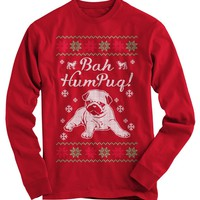 Pug Ugly Christmas Sweater - On Sale
