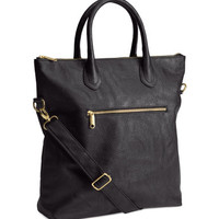 Imitation Leather Bag - from H&M