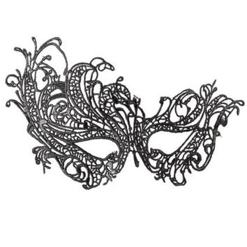 Sexy Lace Eye Mask Women/Girls Evening Party/Prom/Masquerade Mask-Butterfly