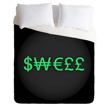 Wesley Bird Swell Duvet Cover