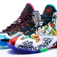 LEBRON 11 'WHAT THE'