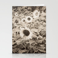 Summer Sunflowers Stationery Cards by Joy StClaire | Society6