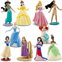 Disney Princess Figure Deluxe Play Set | Disney Store