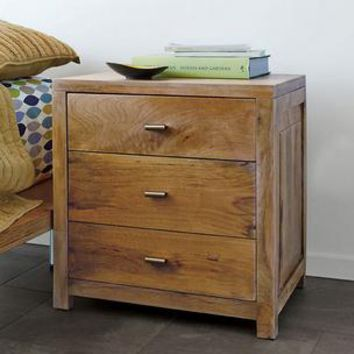 Tribeca Side Table with Door