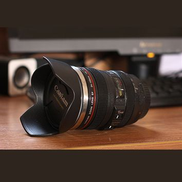 Creative Camera Lens Coffee Mug