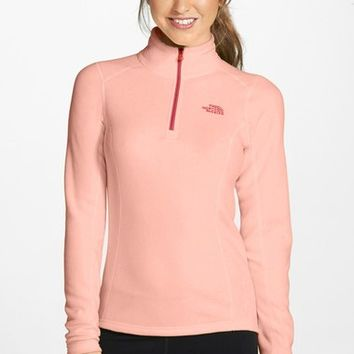 The North Face 'Glacier' Quarter Zip Pullover | Nordstrom
