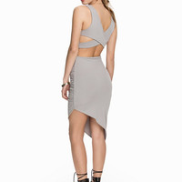 Deluxe Cross Back Dress, NLY Trend