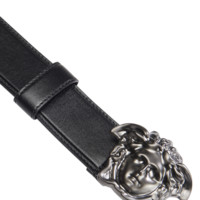 Versace Palazzo calf leather belt for Women | US Online Store