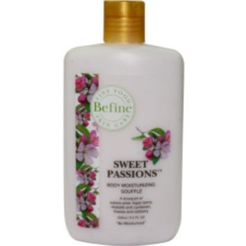 Sweet Passion Body Souffle Lotion