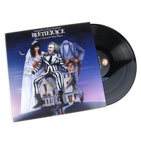 Danny Elfman: Beetlejuice Original Motion Picture Soundtrack Vinyl LP