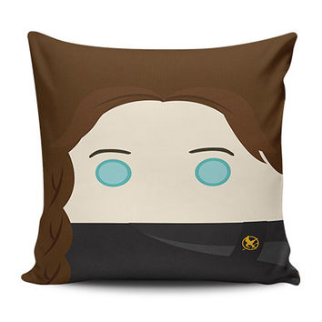 Hunger Games Pillow Covers
