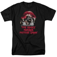 Rocky Horror Picture Show - Casting Throne T-Shirt