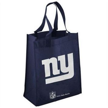 ESBHJ2 REUSABLE BAG NY GIANTS 82108