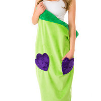 Exclusive Green Cuddle Mermaid Blanket